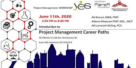 Introduction to Project Management Career Paths  tickets