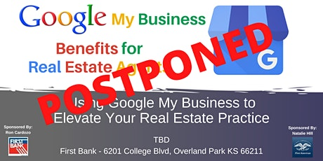Using Google My Business to Elevate your Real Estate Practice tickets
