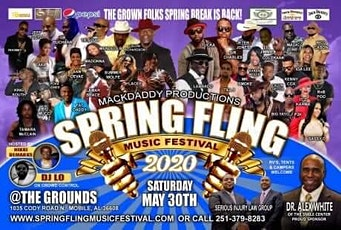 Fat Daddy's Party Bus to Spring Fling 2020 tickets