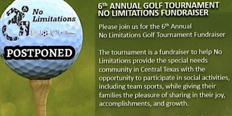 No Limitations 6th Annual Golf Tournament tickets