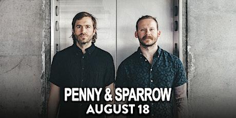 Penny & Sparrow w/ Sawyer tickets