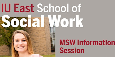MSW Information Session tickets