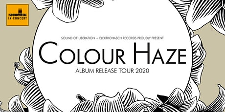 "COLOUR HAZE  -"" We are"" Album Release Tour 2020"