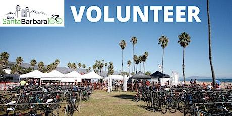 VOLUNTEER: Ride Santa Barbara 100 tickets