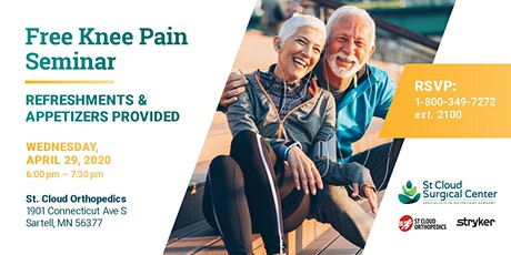 Overcome Joint Pain with Mako Technology  - FREE Seminar tickets