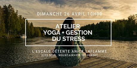 Yoga et gestion du stress tickets