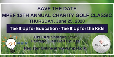 MPEF Golf Classic tickets