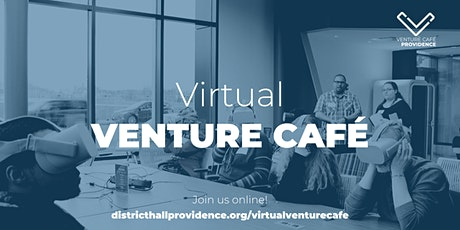 Virtual Venture Café: Food/Bev Industry Night tickets