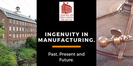 Speaker Series:  New England Textiles: From Home to Industry tickets