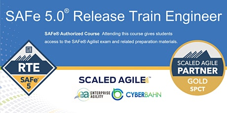 SAFe 5.0 Release Train Engineer (RTE) tickets