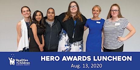 2020 Hero Awards Luncheon tickets