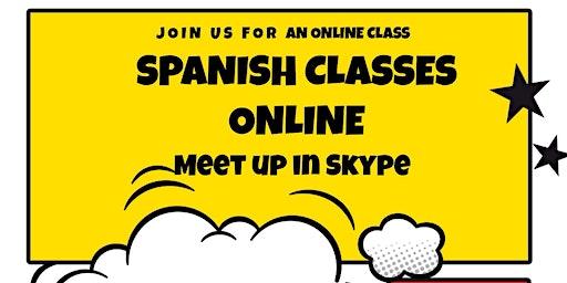 Online Spanish Grammar Class