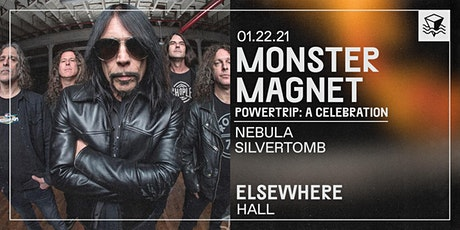 Cancelled: Monster Magnet – Powertrip: A Celebration @ Elsewhere (Hall) tickets