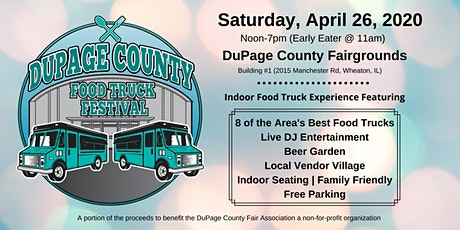 DuPage County Food Truck Festival tickets