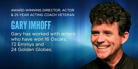 FREE VIRTUAL ACTING CLASS WITH EMMY WINNER'S ACTING COACH tickets
