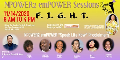 NPOWER2 emPOWER Sessions tickets