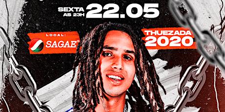 Matuê - Thuezada 2020 ingressos
