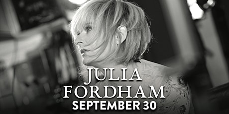 Julia Fordham tickets