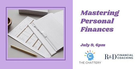 Mastering Personal Finances tickets