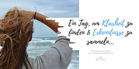 Life Coaching Workshop - 1 Tag voller Selbstreflexion & Klarheit Tickets
