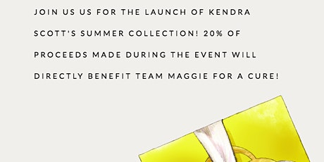 Team Maggie's Dream night at Kendra Scott  Avalon tickets