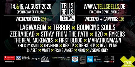 17. Tells Bells Festival 2020 - Villmar Tickets