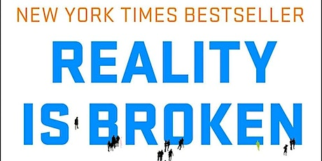 EBBC Amsterdam - Reality is Broken (Jane McGonigal) tickets