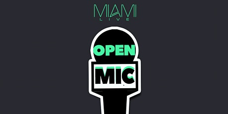 Miami LIVE Open Mic 5/8/20 - DJ Killa K tickets
