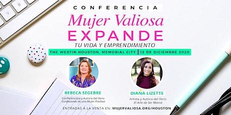 Mujer Valiosa Expande Houston tickets