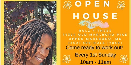 Rulz Fitness - Free One Hour Open House tickets