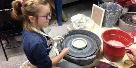 Summer Pottery Wheel Lessons tickets