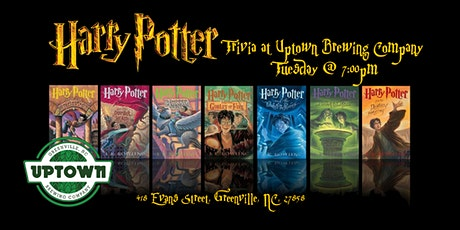 Harry Potter Books Trivia at Uptown Brewing Company tickets
