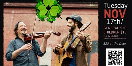 St. Patrick's Day in November! with Pierre Schryer, Adam Dobres and friends tickets