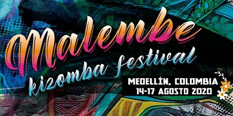 Malembe Kizomba Festival boletos