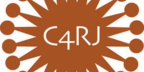 C4RJ May Book Group tickets