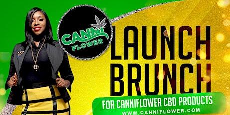 Canniflower Launch Brunch tickets