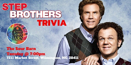 Step Brothers Trivia at The Sour Barn tickets