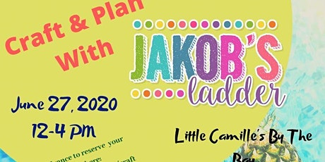 Craft & Plan With Jakob's Ladder tickets