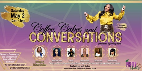 Coffee, Cakes and Conversations tickets