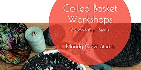 Coiled Basket Workshops tickets
