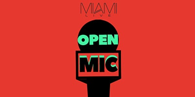 Miami LIVE Open Mic 5/29/20 - DJ Killa K