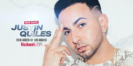 JUSTIN QUILES tickets