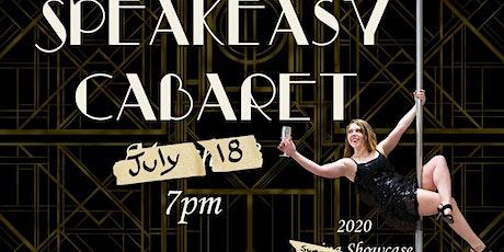 Speakeasy Cabaret - Arete Pole Fitness' Spring Showcase tickets
