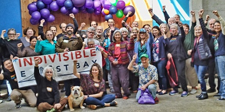 Indivisible East Bay: March 29, Virtual All Member Meeting  tickets