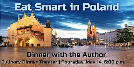 Eat Smart in Poland | Dinner with the Author tickets