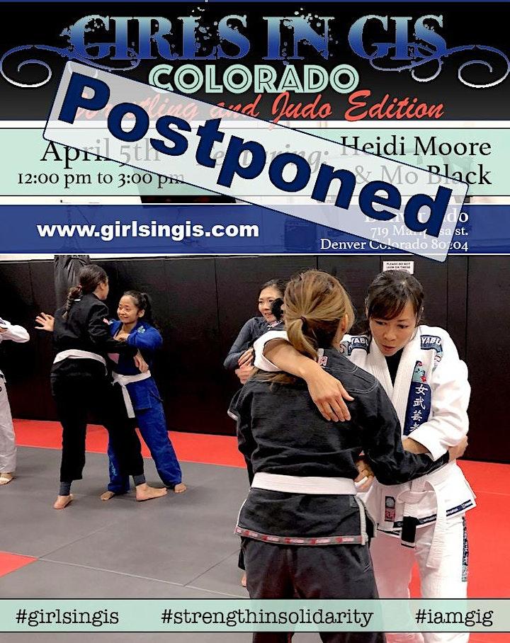Girls In Gis Colorado-Denver WRESTLING & JUDO Event image