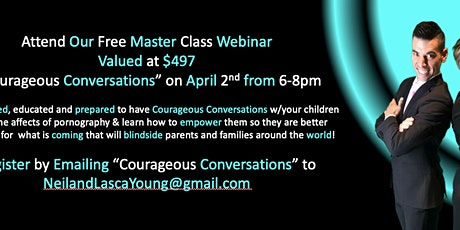 Courageous Conversations tickets
