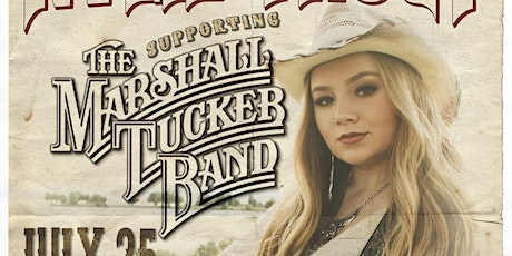 Marshall Tucker Band with Kylie Trout  & Cactus Graves tickets