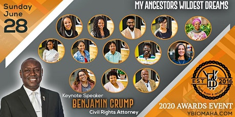 2020 Young Black & Influential Awards: My Ancestors Wildest Dreams tickets