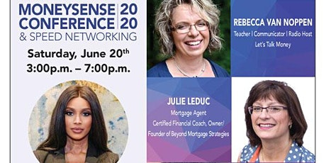 Money Sense Conference 2020 & Speed Networking tickets